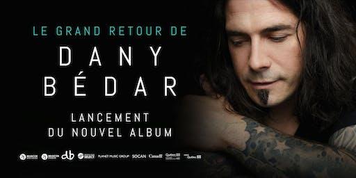 Dany Bédar | Lancement du nouvel album