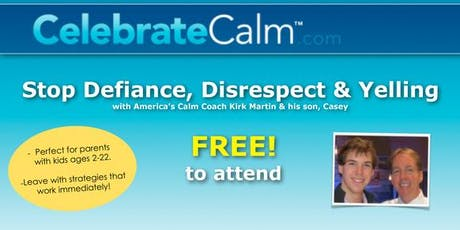 Celebrate Calm tickets