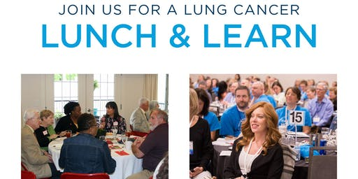 Lung Cancer Lunch & Learn at Cancer Treatment Centers of America