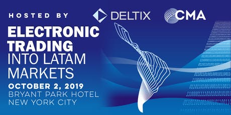 Electronic Trading into LatAm Markets tickets