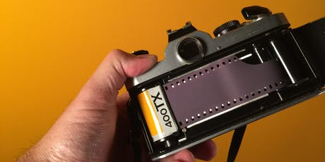 Intro To - 35mm Film Photography & Photo Walk tickets