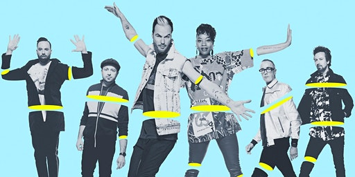 """Fitz and The Tantrums present """"All The Feels Winter Tour 2020"""""""