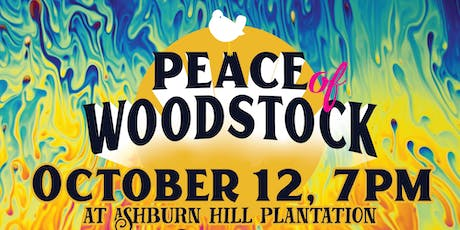 Peace of Woodstock Concert tickets