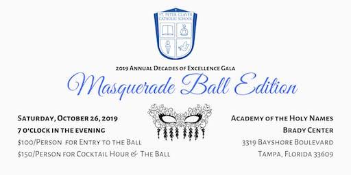 Decades of Excellence - Masquerade  Ball Edition