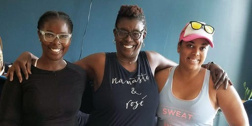 DMV Fitness Fam Fun Run/Walk and Yoga Featuring De