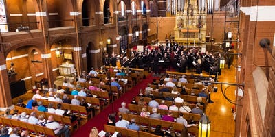 Fire & Light! William Baker Festival Singers 22nd Home Concert