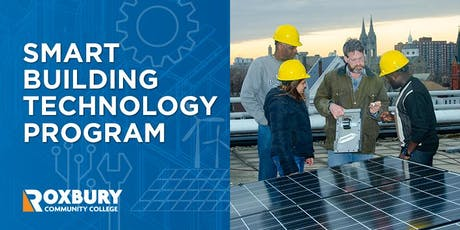 Smart Building Technology Center Information Session tickets