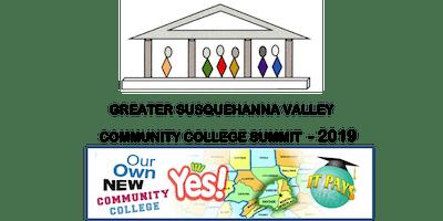 Susquehanna Valley Community College Summit 2019