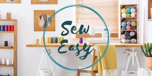 Sew Easy: Beginner Sewing Workshop Part I