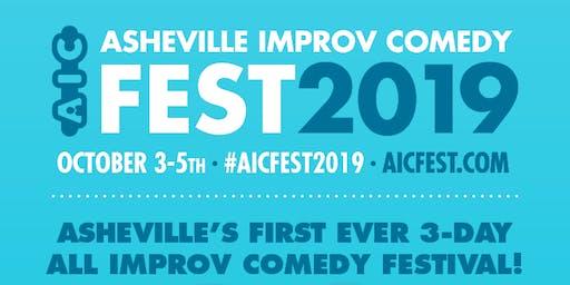 Asheville Improv Collective presents: Improv Comedy Fest