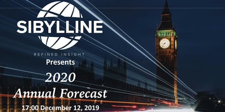 Sibylline's 2020 Annual Forecast tickets