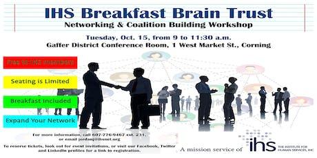 IHS Breakfast Brain Trust tickets