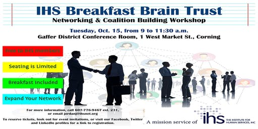 IHS Breakfast Brain Trust