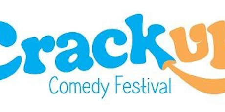 CRACC Crackup Comedy Fundraiser tickets