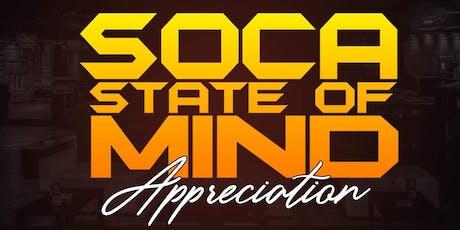 THANKSGIVING APPRECIATION PARTY #SSOM tickets