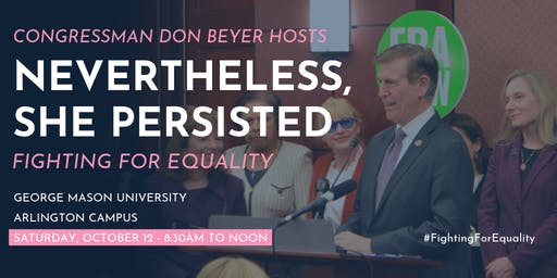 Fifth Annual Women's Conference & Forum: Nevertheless, She Persisted