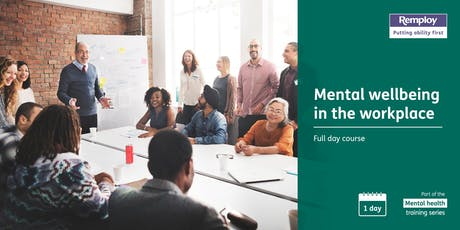 Mental Wellbeing in the Workplace  - Worcester tickets