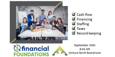Financial Foundations Workshop: How to Avoid Common Startup Mistakes tickets
