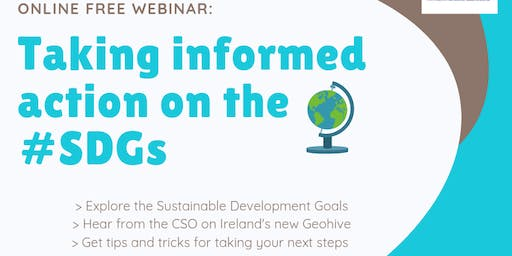 How to take informed action on the SDGs