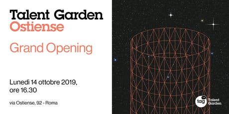 Grand Opening Ostiense biglietti