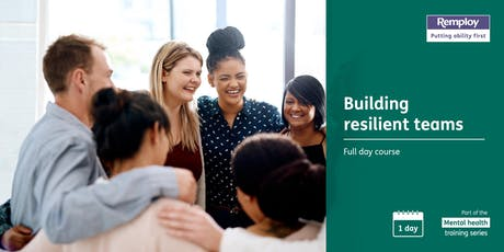 Building Resilient Teams - Worcester tickets