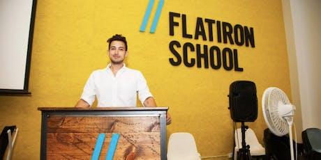 Build Music w/ Code: Workshop by our Founder, Avi Flombaum| Flatiron School tickets