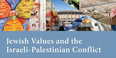 iEngage: Jewish Values and the Israeli-Palestinian Conflict tickets