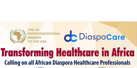 Transforming Healthcare in Africa tickets