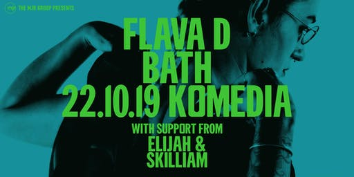 Flava D 3 Hour Set (Komedia, Bath)