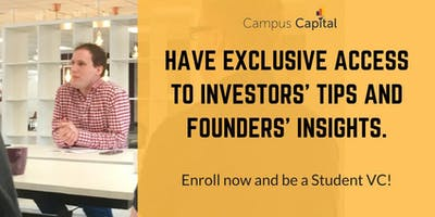 Campus Capital Launch Event & Bootcamp