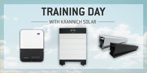 Krannich Solar Training with SMA, BYD, and Quick Mount PV
