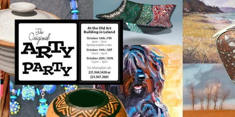 Arty Party 2019 tickets