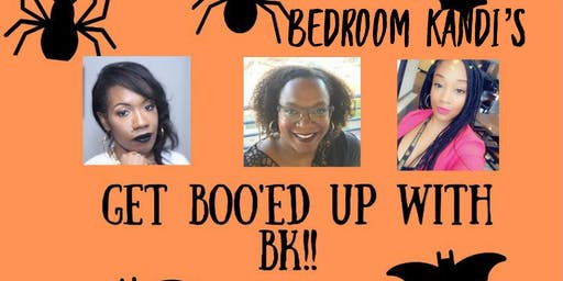The Bedroom Kandi Girls presents: Get Boo'd up with BK