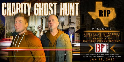 Ghosts of Granbury with TWC - Chris and Mike