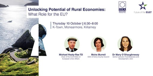 Unlocking Potential of Rural Economies: What role for the EU?
