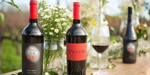 Peju Winery Wine Tasting