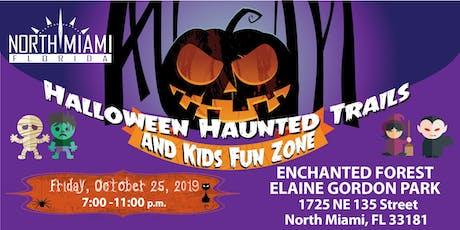 Halloween Haunted Trails tickets