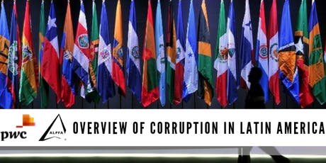 Overview of Corruption in Latin America tickets