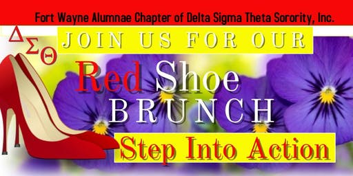 Red Shoe Brunch: Step Into Action