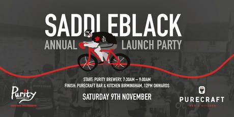 Saddle Black - Annual Launch Party and Bike Ride tickets