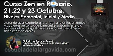 Curso Zen en Rosario: 21,22 y 23 Octubre. entradas