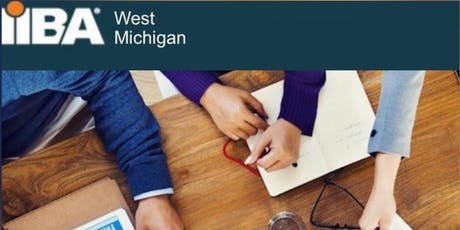 THE BUSINESS ANALYSIS LANDSCAPE IN WEST MICHIGAN AND RESUME WORKSHOP/TEKSYS tickets