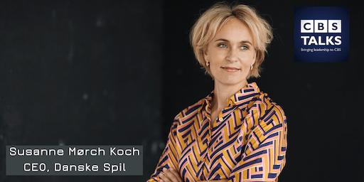 CBS Talks: Susanne Mørch Koch CEO Danske Spil
