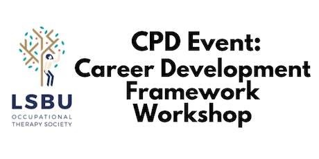 Career Development Framework Workshop tickets