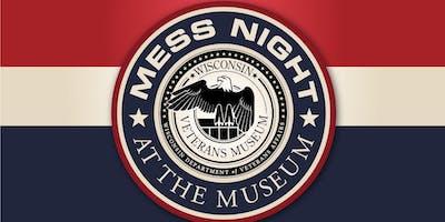 MESS NIGHT AT THE MUSEUM: NOVEMBER 21