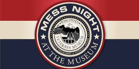 MESS NIGHT AT THE MUSEUM: NOVEMBER 21 tickets