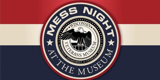 MESS NIGHT AT THE MUSEUM: NOVEMBER 21