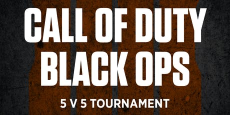 MGM Esports and Gaming - Call of Duty : Black Ops 4 Tournament tickets