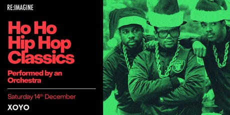 Ho Ho Hip Hop Classics: Performed by an Orchestra tickets