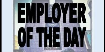 Employer of the Day - MSS
